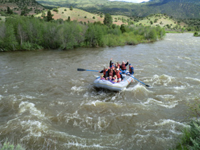 Winter Park, Colorado, Rafting, Powered by Rivers