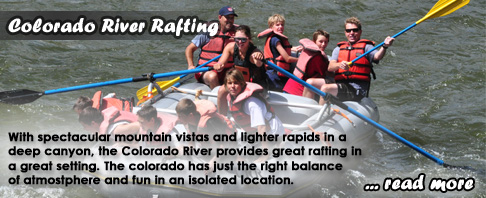 Colorado River Whitewater Rafting